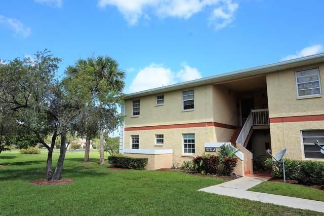 1564 SE Royal Green Circle #102, Port Saint Lucie, FL 34952 (#RX-10725360) :: The Rizzuto Woodman Team