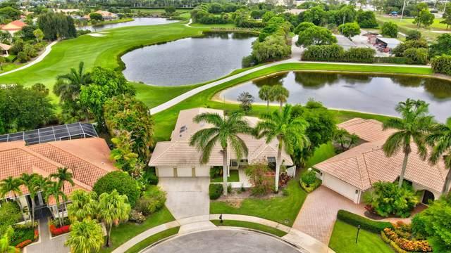 17950 Milburn Way, Boca Raton, FL 33498 (#RX-10725390) :: The Reynolds Team | Compass