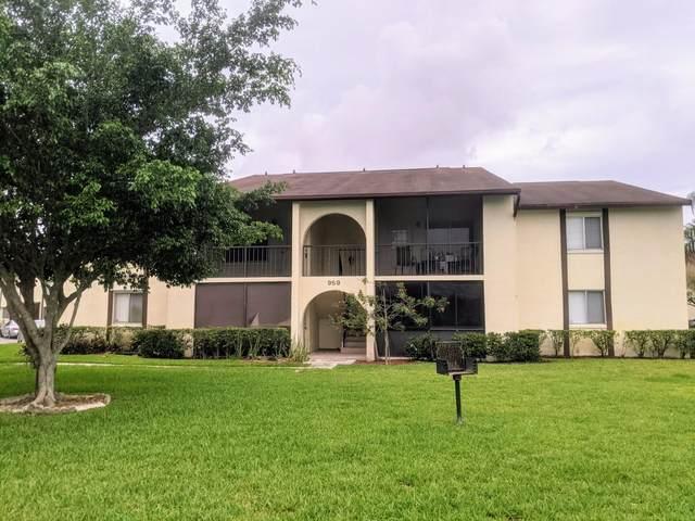 4709 Sable Pine Circle B1, West Palm Beach, FL 33417 (#RX-10725418) :: The Rizzuto Woodman Team