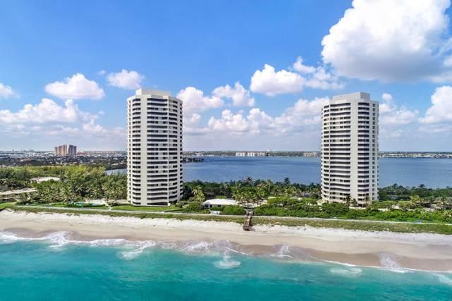 5070 N Ocean Drive 9C, Singer Island, FL 33404 (#RX-10725425) :: The Power of 2 | Century 21 Tenace Realty