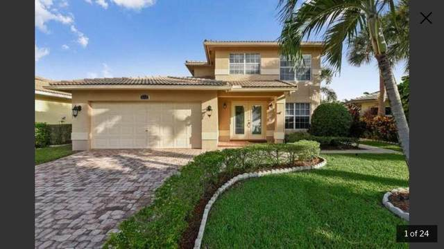 4013 NW 2nd Lane, Delray Beach, FL 33445 (#RX-10725436) :: The Reynolds Team | Compass