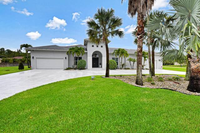 15503 Temple Boulevard, The Acreage, FL 33470 (#RX-10725444) :: Michael Kaufman Real Estate