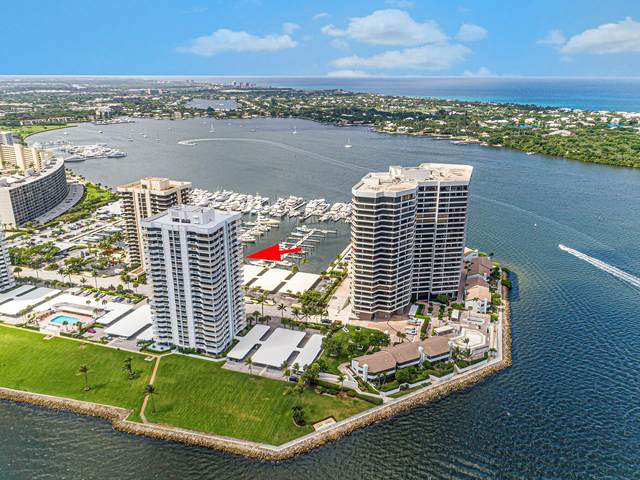 115 Lakeshore Drive #1646, North Palm Beach, FL 33408 (#RX-10725472) :: Michael Kaufman Real Estate