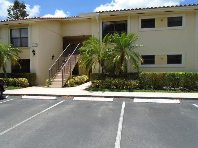 1493 Lake Crystal Drive H, West Palm Beach, FL 33411 (#RX-10725485) :: Heather Towe   Keller Williams Jupiter