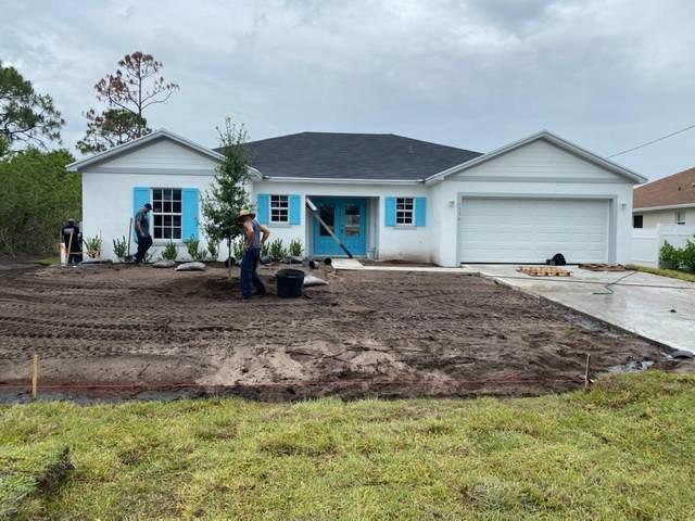 1134 SW Edinburgh Drive, Port Saint Lucie, FL 34953 (#RX-10725523) :: Michael Kaufman Real Estate