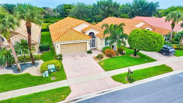 6837 Castlemaine Avenue, Boynton Beach, FL 33437 (#RX-10725524) :: Michael Kaufman Real Estate