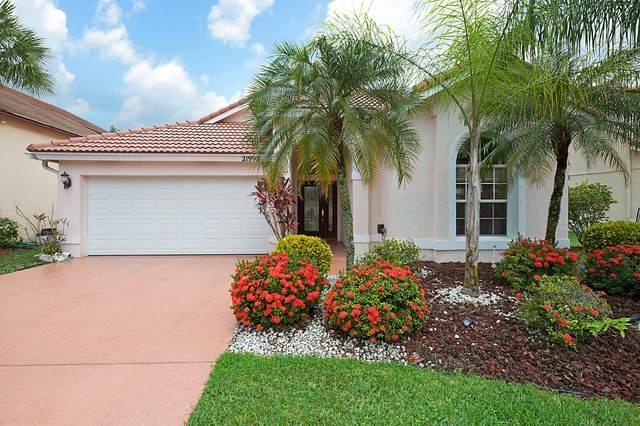 21992 Altona Drive, Boca Raton, FL 33428 (MLS #RX-10725533) :: The Paiz Group