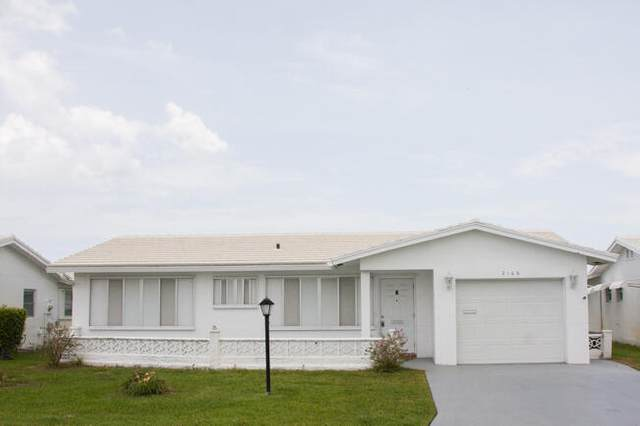 2106 SW 15th Street, Boynton Beach, FL 33426 (MLS #RX-10725562) :: The Paiz Group