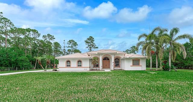 17315 Key Lime Boulevard, Loxahatchee, FL 33470 (#RX-10725566) :: Michael Kaufman Real Estate