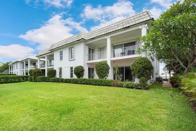 4440 N Ocean Boulevard 1N, Gulf Stream, FL 33483 (#RX-10725578) :: Posh Properties