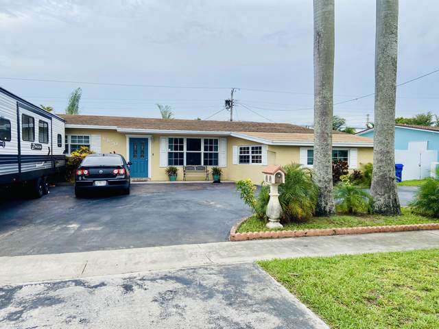 6650 SW 8 Street, Pembroke Pines, FL 33023 (MLS #RX-10725586) :: THE BANNON GROUP at RE/MAX CONSULTANTS REALTY I