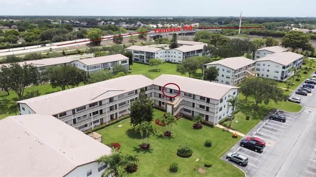 376 Mansfield I, Boca Raton, FL 33434 (#RX-10725610) :: Michael Kaufman Real Estate