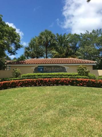 1015 Lakeshore Drive #105, Lake Park, FL 33403 (MLS #RX-10725627) :: Berkshire Hathaway HomeServices EWM Realty