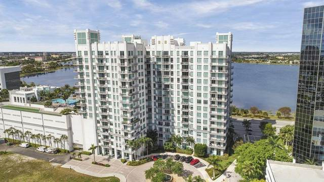 300 S Australian Avenue #1418, West Palm Beach, FL 33401 (#RX-10725639) :: The Power of 2 | Century 21 Tenace Realty