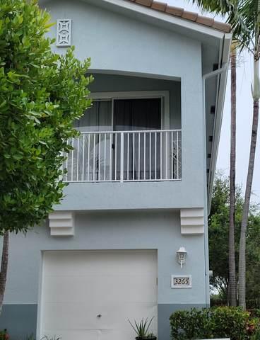 3265 Laurel Ridge Circle, Riviera Beach, FL 33404 (#RX-10725646) :: Michael Kaufman Real Estate