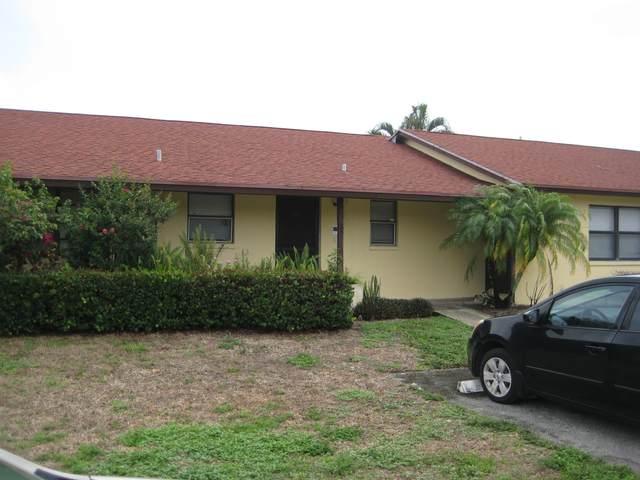 448 Glenwood Drive, West Palm Beach, FL 33415 (#RX-10725665) :: Baron Real Estate