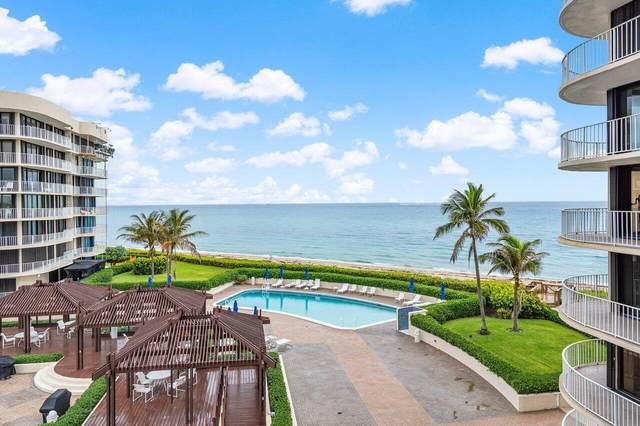 3400 S Ocean Boulevard 4Bii, Palm Beach, FL 33480 (#RX-10725666) :: The Power of 2 | Century 21 Tenace Realty