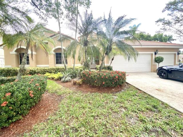 14859 SW 42nd Street, Miramar, FL 33027 (MLS #RX-10725686) :: THE BANNON GROUP at RE/MAX CONSULTANTS REALTY I