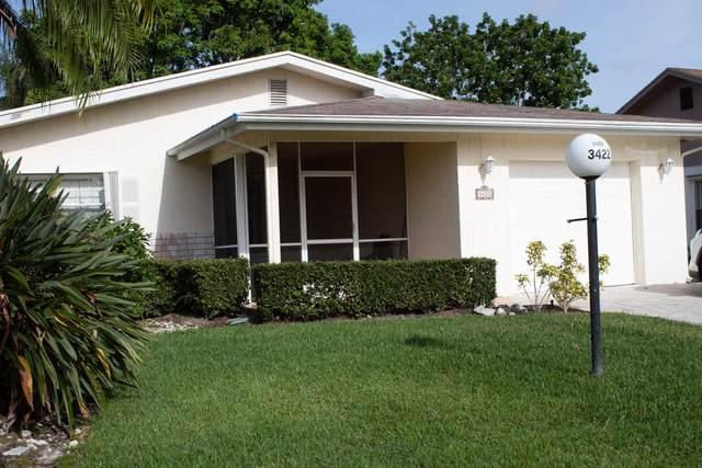 3422 Amalfi Drive, West Palm Beach, FL 33417 (#RX-10725699) :: The Power of 2 | Century 21 Tenace Realty