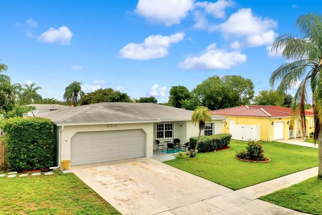 11171 Landsman Street, Boca Raton, FL 33428 (#RX-10725701) :: The Power of 2   Century 21 Tenace Realty