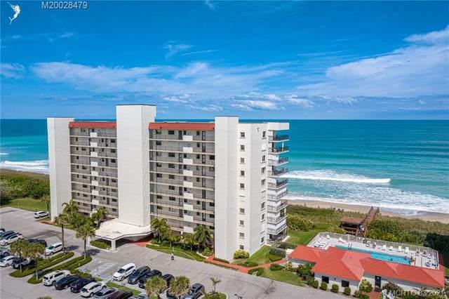 9490 S Ocean Drive #815, Jensen Beach, FL 34957 (#RX-10725713) :: The Power of 2 | Century 21 Tenace Realty