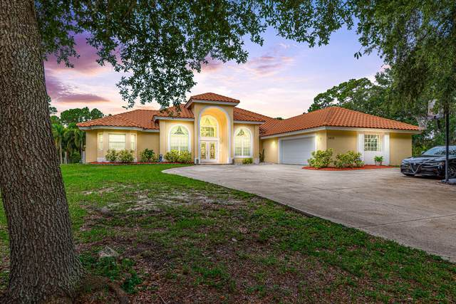 3402 SW Holly Lane, Palm City, FL 34990 (MLS #RX-10725771) :: THE BANNON GROUP at RE/MAX CONSULTANTS REALTY I