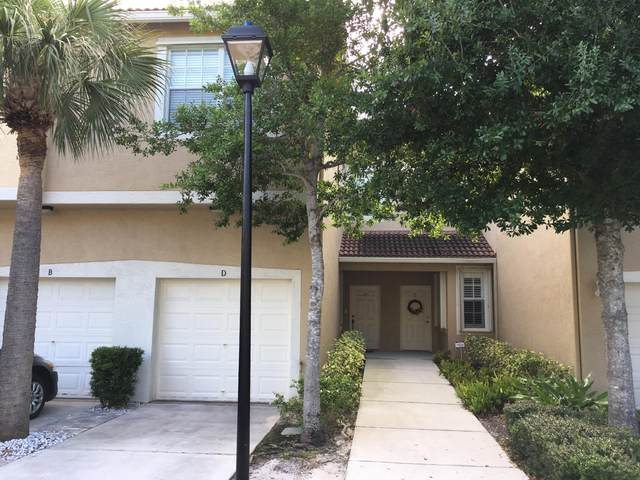 156 Village Boulevard D, Tequesta, FL 33469 (MLS #RX-10725774) :: THE BANNON GROUP at RE/MAX CONSULTANTS REALTY I