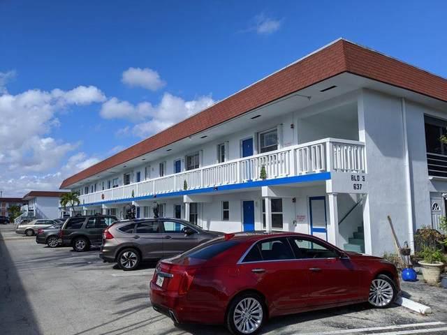 637 NE 6 Court J, Boynton Beach, FL 33435 (#RX-10725794) :: The Power of 2   Century 21 Tenace Realty