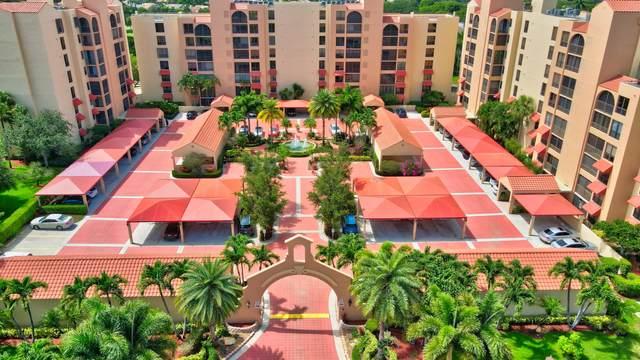 7129 Promenade Drive #302, Boca Raton, FL 33433 (#RX-10725813) :: The Power of 2 | Century 21 Tenace Realty