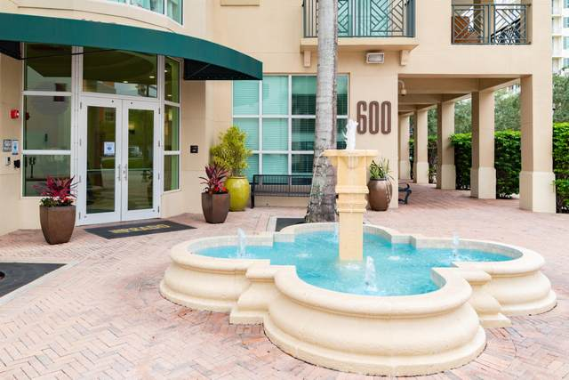 600 S Dixie Highway #808, West Palm Beach, FL 33401 (#RX-10725823) :: Dalton Wade