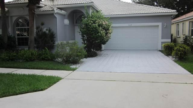 9539 Arbor View Drive N, Boynton Beach, FL 33437 (#RX-10725824) :: The Power of 2 | Century 21 Tenace Realty