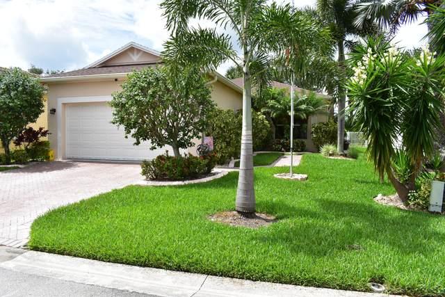 878 SW Rocky Bayou Terrace, Port Saint Lucie, FL 34986 (#RX-10725837) :: The Power of 2 | Century 21 Tenace Realty