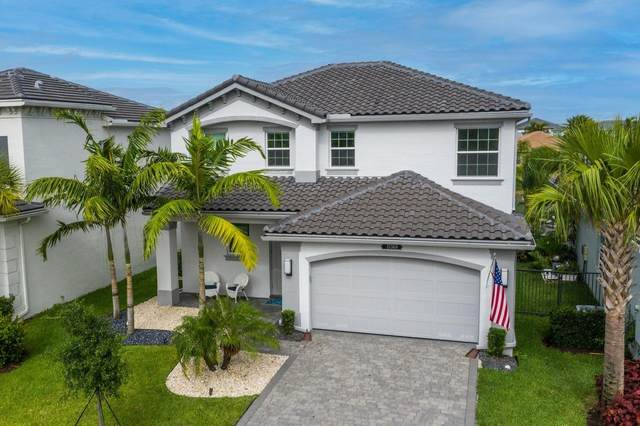 15369 Sandy Beach Terrace, Delray Beach, FL 33446 (#RX-10725846) :: The Power of 2 | Century 21 Tenace Realty