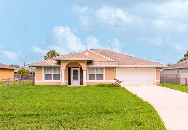 911 SW Haleyberry Avenue, Port Saint Lucie, FL 34953 (#RX-10725886) :: Michael Kaufman Real Estate