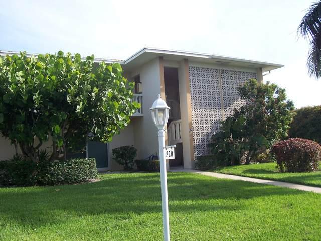320 N North Boulevard 2C, Boynton Beach, FL 33435 (#RX-10725916) :: Dalton Wade