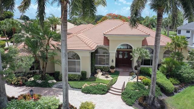 21440 Burnside Court, Boca Raton, FL 33433 (#RX-10725961) :: Dalton Wade