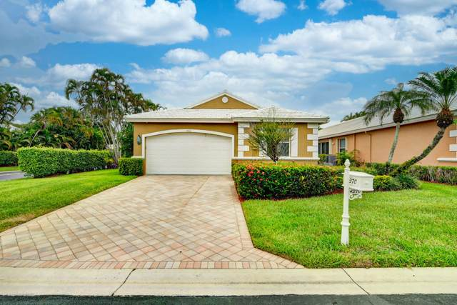 4370 Kensington Park Way, Lake Worth, FL 33449 (#RX-10725989) :: The Reynolds Team | Compass