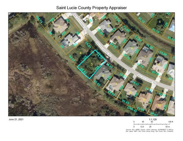 6044 NW Wolverine Road, Port Saint Lucie, FL 34952 (#RX-10726032) :: Michael Kaufman Real Estate