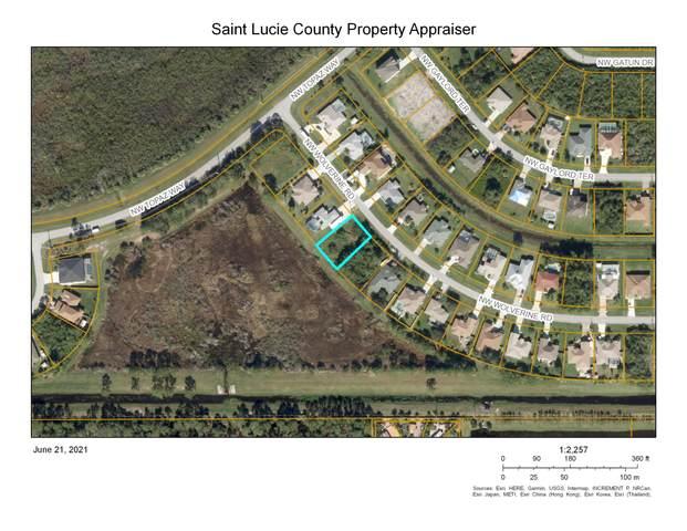 6046 NW Wolverine Road, Port Saint Lucie, FL 34986 (MLS #RX-10726034) :: Berkshire Hathaway HomeServices EWM Realty