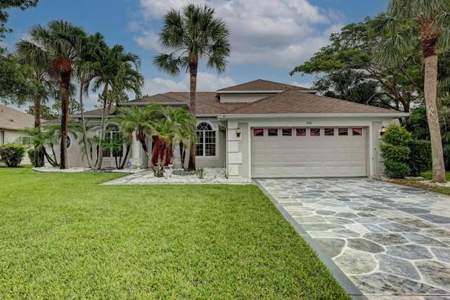 3081 NW Windemere Drive, Jensen Beach, FL 34957 (#RX-10726035) :: Dalton Wade