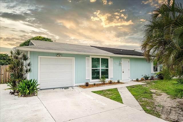 1897 SW Cameo Boulevard, Port Saint Lucie, FL 34953 (#RX-10726037) :: Michael Kaufman Real Estate