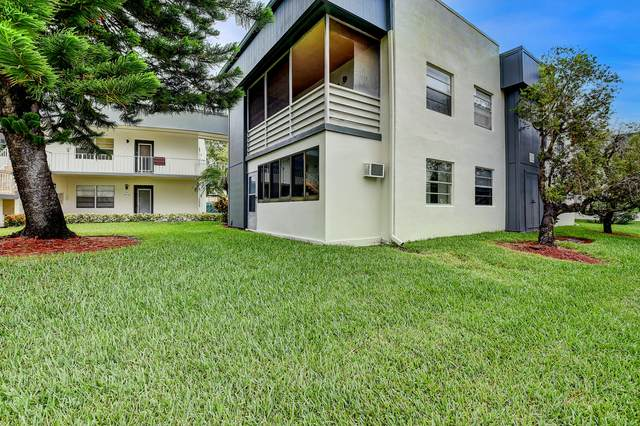 347 Normandy H H, Delray Beach, FL 33484 (#RX-10726039) :: Treasure Property Group