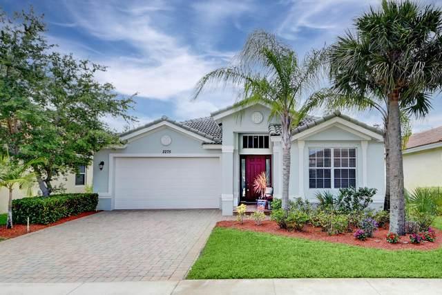 2275 SW Newport Isles Boulevard, Port Saint Lucie, FL 34953 (#RX-10726040) :: Dalton Wade