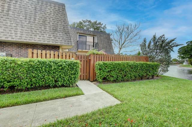 2883 SW 22nd Circle 51B, Delray Beach, FL 33445 (#RX-10726041) :: Treasure Property Group