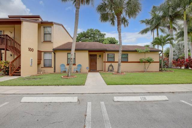 108 Lakeview Drive E, Royal Palm Beach, FL 33411 (#RX-10726051) :: Heather Towe | Keller Williams Jupiter