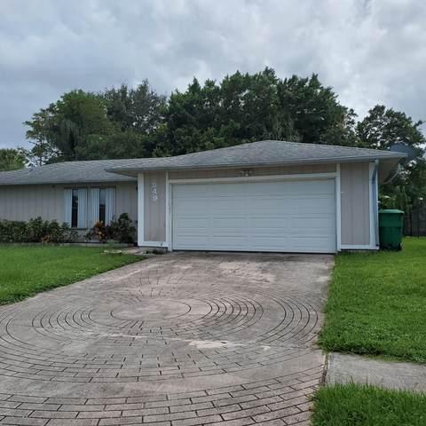 2549 Lochmore Road, Riviera Beach, FL 33407 (#RX-10726061) :: Dalton Wade
