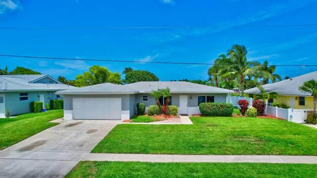 2518 SW 12th Street, Boynton Beach, FL 33426 (#RX-10726062) :: Dalton Wade