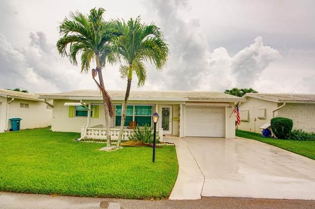 146 Ocean Court, Boynton Beach, FL 33426 (#RX-10726064) :: Dalton Wade