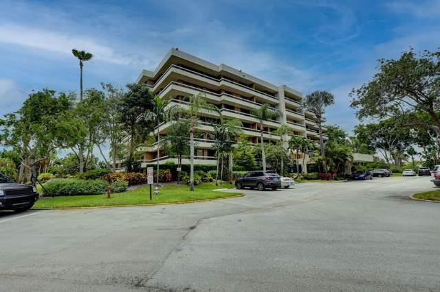 23200 Camino Del Mar #709, Boca Raton, FL 33433 (#RX-10726083) :: Treasure Property Group
