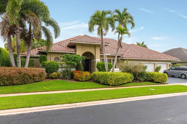 7149 Montrico Drive, Boca Raton, FL 33433 (#RX-10726091) :: Treasure Property Group